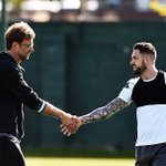 Great to see Danny Ings back in full training today! @IngsDanny https://t.co/f8DI0x0S2w