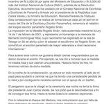 Esto sí da pena. El Poeta José Franco no pudo recibir sus premios: ni pergamino ni cheques. Eso no se hace https://t.co/n9RFr7grNU
