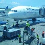 #Economía: Inauguran vuelo entre Estambul y Panamá. Los detalles en https://t.co/lIwj8hjSVJ https://t.co/xpNd93geHy