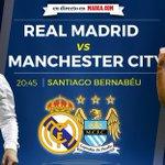 EN DIRECTO   ¡Arranca el partido en el Santiago Bernabéu! #HalaMadrid https://t.co/ExUfnuStte #UCL https://t.co/A4Xg7gXZpH