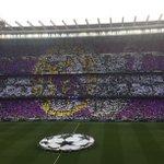 ????????⚽ ¡Espectacular ambiente en el Santiago Bernabéu esta noche! #RMUCL #RMFans #HalaMadrid https://t.co/FvlHs4IOJk