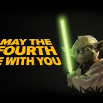 Happy Star Wars Day to all Star Wars fans! May the fourth be with you... https://t.co/XQEOkJhfST