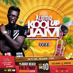 Just a day more to #AlomoKoolUpJam with @OgeeTheMc https://t.co/Z3NLuBex6d