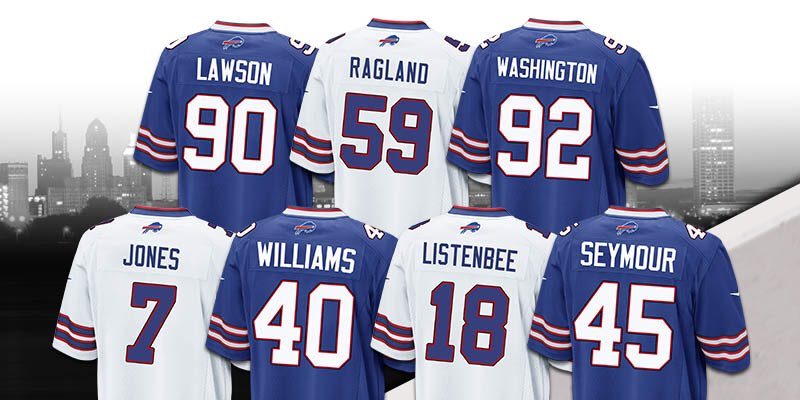 Our 2016 Draft Class jersey numbers Go #Bills https://t.co/RC9s9SXobe