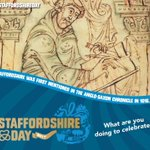 #Staffordshirehour #Staffordshireday What a county! What a day! So much to see & do! Congrats to all involved. https://t.co/pK6GEqa5hL