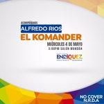 Cierto que vendrán @El_Komander1 a #durango??? Esto anda circulando en redes sociales???? https://t.co/sLuYXcJVX6