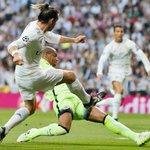 ¡Así fue el instante en el que @GarethBale11 abrió el marcador! | Real Madrid 1-0 Manchester City. #RMUCL https://t.co/bvvV0H9ILP