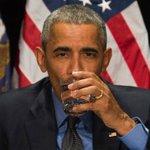 Obama drinks tap water in Flint https://t.co/U7IbiBcGpw https://t.co/TJhUflapJk