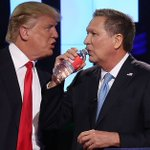 .@JohnKasich ruled out being anyones VP — but @realDonaldTrump isnt ruling out him https://t.co/V5KNjwsegt | Getty https://t.co/31Zk1M7QQQ
