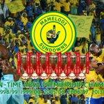 Congratulations Mamelodi Sundowns, the record-breaking seven-time #AbsaPrem champions... fully deserved. ???????????????????????????? https://t.co/veHWzRaRAj