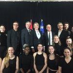 Close to 2 million for dance in Québec city with Maison de la danse de Québec and Production Dua #cdnpoli #culture https://t.co/vKl4a8gmHz