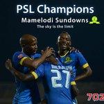 Congratulations to Mamelodi Sundowns, 2015/2016 PSL Champions! Shapa @Masandawana https://t.co/h4ibIQ6uX9