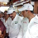 @LauraVignonC @alejandromurat @JAHFraguas recorren el mercado de La Merced en Oaxaca de Juárez. https://t.co/Vz6xex2eep