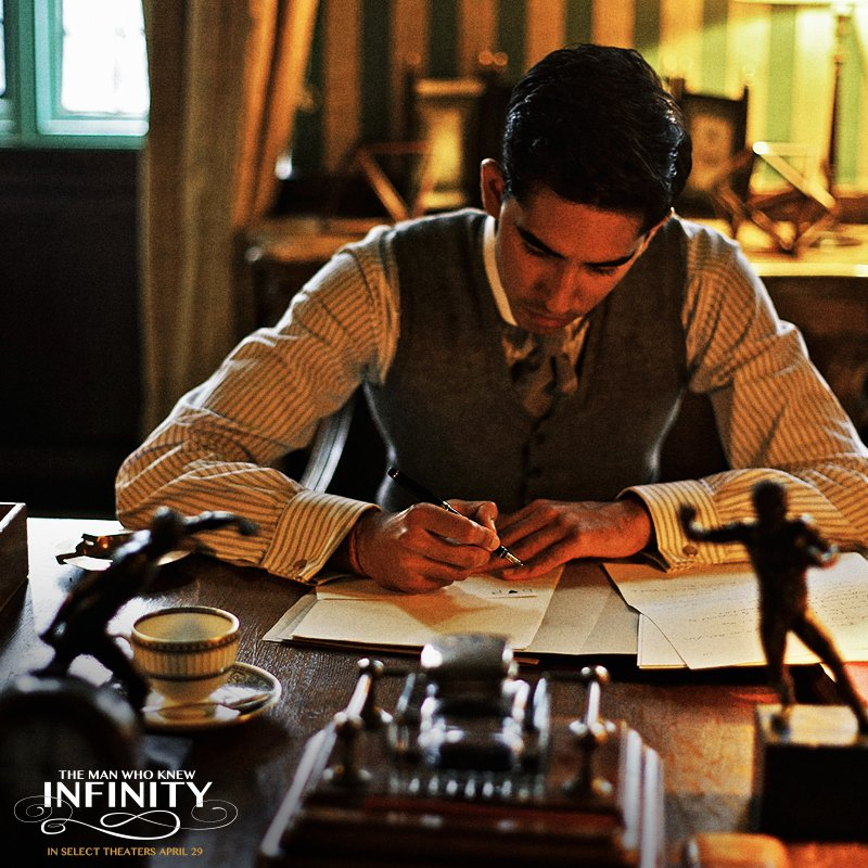 Ramanujan made extraordinary contributions to mathematics without formal training. See #TheManWhoKnewInfinity https://t.co/h8GyRVQ8xs
