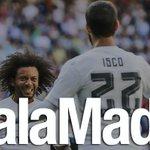 ¡Comienza la segunda parte en el Bernabéu! ????⚽ ¡HASTA EL FINAL, VAMOS REAL! #RMUCL #HalaMadrid https://t.co/VJhe6eKCnr