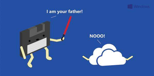 Only Old People Will Understand This #MayThe4thBeWithYou Joke #EdTech https://t.co/aglh0TjeVs