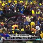 Laffor hands #Sundowns league title #SSFootball via @SuperSportTV https://t.co/rspa10zb8N https://t.co/jMecxYXwlB