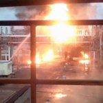 #UltimaHora Se incendia la refinería #LázaroCárdenas de #Minatitlan https://t.co/vZtNXm75Ce --> #Xalapa #Veracruz https://t.co/cOGy1njSTt