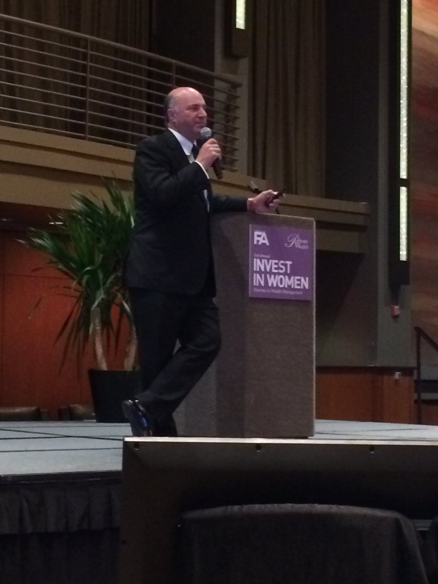 .@kevinolearytv thank you for speaking at the #fawomen event! https://t.co/whaSqUoXlg