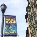 ITS ON! 🗓 The #Hoboken Arts and Music Festival has officially been rescheduled for Sunday, June 12th from 11a-6p 🎨 https://t.co/ktjEi7sCpY