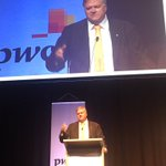"Kim Beazley ""While Aus workers wealth doubled in 30 yrs; US workers has not risen at all. Hence Trump."" #pwcbudget https://t.co/Kmqvd69ZUi"