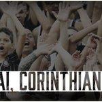 ROLA A BOLA NA @A_Corinthians! VAMOS! VAMOS CORINTHIANS! ESTA NOITE TEREMOS QUE GANHAR! #VaiCorinthians https://t.co/yCmeXeQr0u