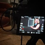 Great day filming today with this gem! @kbulthuis #tryhamilton #hamont #bestchalkboardskills https://t.co/QVumZi4jTk
