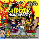 #ChaoticHouseParty returns May 13th🔥🔥 Wild antics ❌ Trippy treats ❌ No rules‼️#AmeATL https://t.co/bao7rJarYW x12
