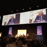 "Dr John Hewson: ""To drive the #ideasboom needs commercialisation, something Australia isnt good at."" #pwcbudget Q&A https://t.co/UrgjanYH95"