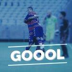 GOOOLLAÇOOO! Everton lança Anselmo para abrir o placar aos 19 minutos! 1x0! https://t.co/WdhNQAEvST