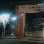 Alumnos cierran portones del colegio Saturio Ríos https://t.co/hyogB22dIy https://t.co/HBm64cS2pY