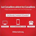L'Alberta, les Canadiens sont à vos côté! @redcrosscanada #FortMcMurray https://t.co/nRogkUoXxT