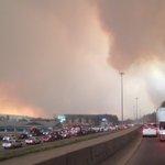 Feux de forêt à #FortMcMurray: évacuation et images spectaculaires https://t.co/o5owTVscoU https://t.co/EZwAyNZqlH