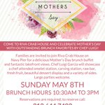 Show Mom just how much you care with a brunch made just for her. Call today for reservations! #MothersDay #NavyPier https://t.co/2ZsRB49V7X