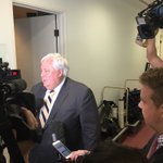 """If I was going to stand for the Senate Id stand for QLD."" @CliveFPalmer doesnt rule out Senate bid. @abcnews https://t.co/cstdH97Mjw"