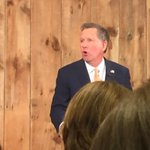 "John Kasich says ""The lord has a purpose for me...And as I suspend my campaign the Lord will show me a way."" @wkyc https://t.co/BefTt7n9km"