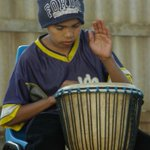 African drumming helping Indigenous children overcome anger https://t.co/X0DFXNDKMz (Pic: Drumbeat) https://t.co/VQds6KQMyC