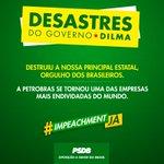 IMPEACHMENT JÁ: É esse o presente de Dilma para os brasileiros! https://t.co/13uwXdxmPL