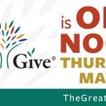 Weve got 18 hrs left of #TheGreatGive! https://t.co/hSVyYdzKEN Support your fav #nonprofits in Greater #NHV & #LNV https://t.co/X2tpFxtpkM