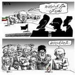 """.@ManaNeyestani: #Zarifs caveat: """"Never threaten an #Iran/ian... unless youre one of these guys!"""" https://t.co/gqFQK7TgqP"""