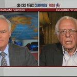 """Im going to be in [the race] until the last vote is cast,"" @BernieSanders tells @CBSNews: https://t.co/EMUiwb0nCP https://t.co/dS7oVGe4yA"