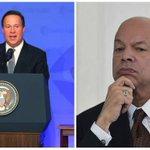 Johnson y Varela abordan cooperación en materia de seguridad e inmigración https://t.co/tEIhwJPENp #Panamá https://t.co/bcQvibRkMN