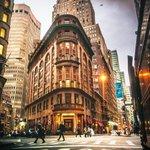 Financial District, New York City... (here: https://t.co/eOT2piNxZu) - #nyc #ttot #newyorkcity #photography https://t.co/J0AFmBHEz2