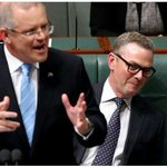 """Have you get a dead rat up your clacker, Morrison?"" https://t.co/o4S1uwPT4B"
