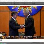 [Galería Fotográfica]  Presidente Santos posesiono nuevo Ministro de Justicia y el Derecho https://t.co/3BAtEcl9t0 https://t.co/qR9IhhiG4I