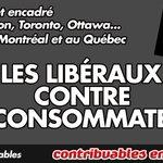 Le @LiberalQuebec et @phcouillard s'en prennent aux consommateurs ! #ProUberQc #PolQc https://t.co/MNLwtIDqYk