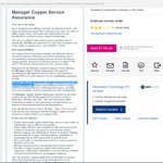 Looking for a job? Move to Mumbai. Check out this Seek ad for someone to fix the copper NBN - from India! #auspol https://t.co/PNdueIjt8M