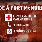 Pour venir en aide aux gens touchés par le feu à #FortMcMurray #ymmfire https://t.co/GOM9xUUDF1 https://t.co/IwfqQGyI0J