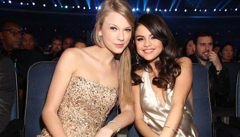 Taylor Swift and Selena Gomez's love is stronger than any rumored bad blood, you guys: