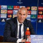"Zidane: ""Esto es fruto del trabajo de todos."" ???? https://t.co/u0F412dg18 #RMUCL #HalaMadrid #APorLaUndecima https://t.co/LvmkatOjql"